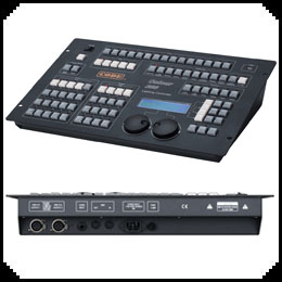 DMX512 Lighting Console
