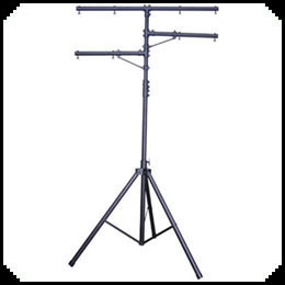Twin Bar Lighting Stand